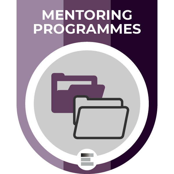 Mentoring Programmes badge