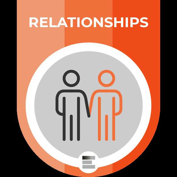 Relationships badge
