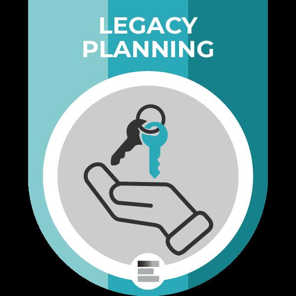 Legacy Planning badge