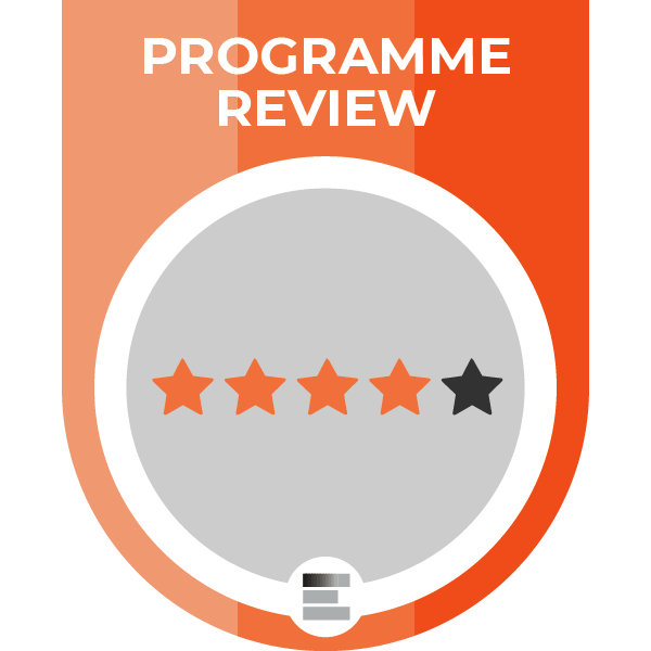 Programme Review badge