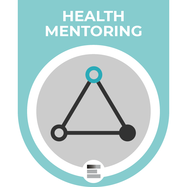 Health Mentoring badge