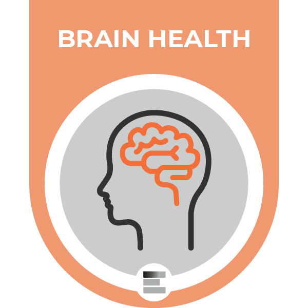 Brain Health badge