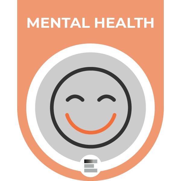 Mental Health badge