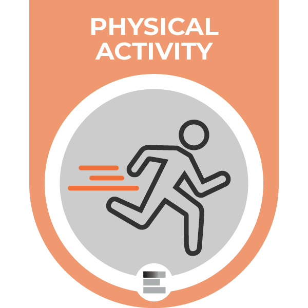 Physical Activity badge