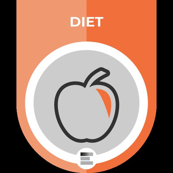 Diet badge