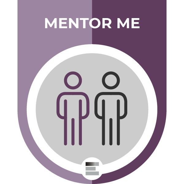 Mentor Me badge