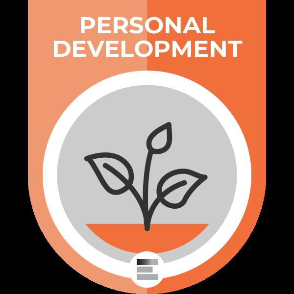 Personal Development badge