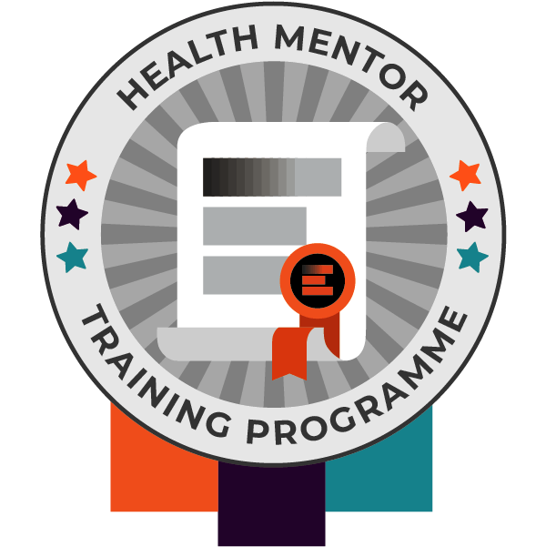 Health Mentor Training Programme badge
