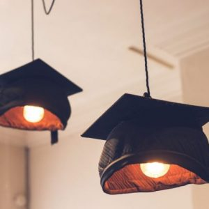 Mortar Board Lights